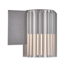 Matrix Wall Light - Aluminium