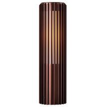 Matrix 45 Pillar - Dark Brass