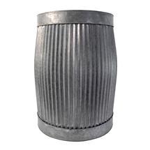 Zinc Dolly Tub