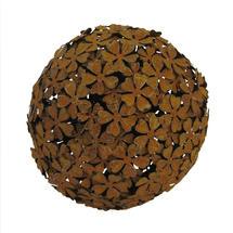 Rusted Hydrangea Ball