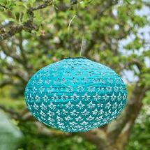 Solar Ellipse Outdoor Paper Lantern