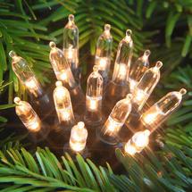 Nostalgic Vintage Classic Antique White Fairy Lights - 80 LED bulbs