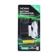 Battery Eliminator for 2x AA Batteries