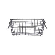 Rectangular Wire Basket - Small