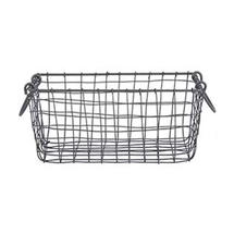 Rectangular Wire Basket - Medium