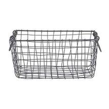 Rectangular Wire Basket - Large