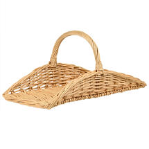 Woven Wicker Herb and Flower Trug