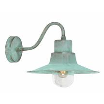 Sheldon Wall Lamp - Verdigris