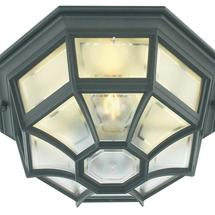 Latina Porch light - Black