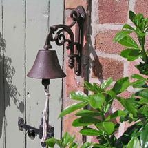 Classic Cast Iron Doorbell