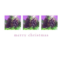 Xmas Card 5pk-Xmas Hearth