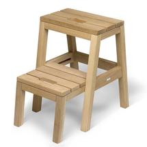 Dania Step Ladder - Oak