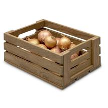 Dania Teak Storage Box -Small