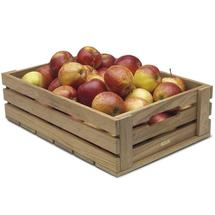 Dania Teak Apple Crate