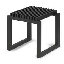 Cutter Black Stool