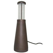 GZ/Beta8 Bollard Light - Aged Iron