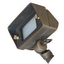 GZ/Bronze10 Mini Flood Light with spike - Bronze