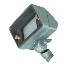 GZ/Bronze11 Mini Flood Light with spike - Verdigris