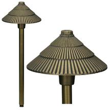 GZ/Bronze16 Round Pagoda Light - Bronze