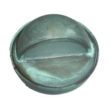 GZ/Bronze22 Eyelid Mini Wall Light - Verdigris