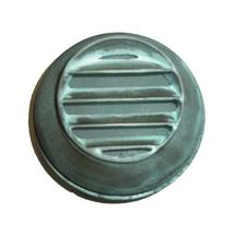 GZ/Bronze24 Round Mini Wall Light - Verdigris