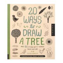 20 Ways to Draw a Tree