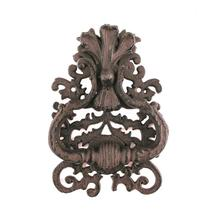 Antiqued door knocker