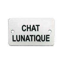 Chat Lunatique