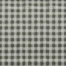 Oilcloth Fabric - Clay Check