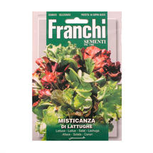 Mixed Lettuce Misticanza Seeds
