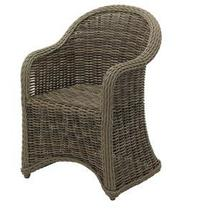Havana Willow Dining Chair with Arms
