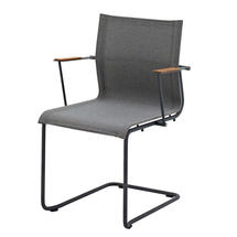 Sway Meteor Stacking Armchair - Granite Sling