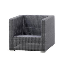 Chester Outdoor Lounge Chair - Graphite