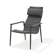 Core Highback Chair - All Weather Grey