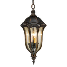 Baton Rouge Duo Mount Hanging Lantern