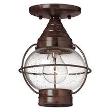 Cape Cod Duo Mount Hanging Lantern - Small