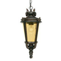 Baltimore Outdoor Hanging Lantern - Large