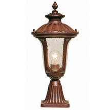 Chicago Pedestal Lantern - Small