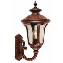 Chicago Up Wall Lantern - Small