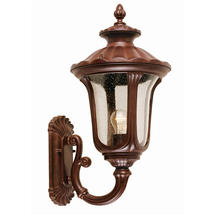 Chicago Up Wall Lantern - Medium