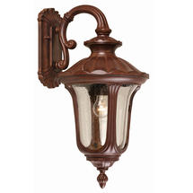 Chicago Down Wall Lantern - Medium