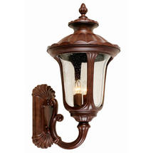 Chicago Up Wall Lantern - Large