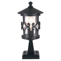 Hereford Scroll Pedestal Lantern