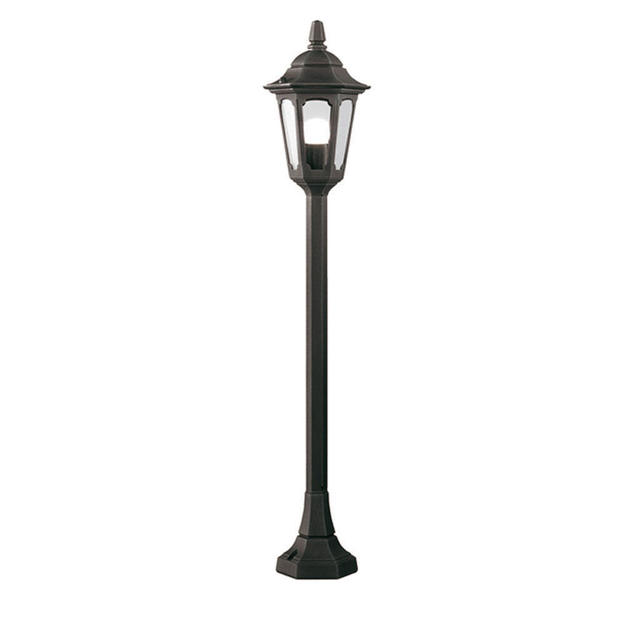 Parish Mini Pedestal Lantern: Buy Parish Mini Outdoor Pillar Lantern By Elstead Lighting