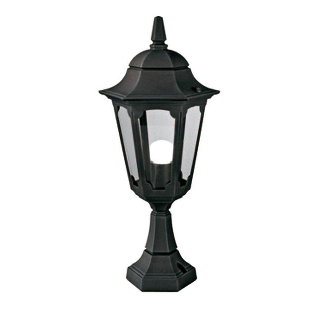 Buy Turin Outdoor Pedestal Lanterns By Norlys: Buy Parish Outdoor Pedestal Lantern By Elstead Lighting