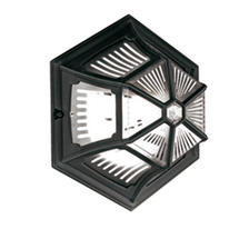 Parish Flush Ceiling Lantern