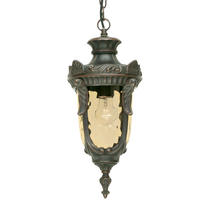 Philadelphia Hanging Lantern - Old Bronze