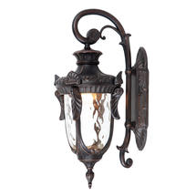 Philadelphia Outdoor Large Down Wall Lantern - Old Bronze