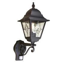 Norfolk Up Wall Lantern with PIR