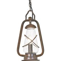 Miners Hanging Lantern